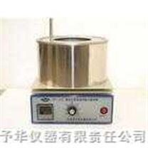 集热式恒温加热磁力搅拌器/搅拌器/恒温加热磁力搅拌器/数显加热搅拌器:DF-101C型恒温搅拌器