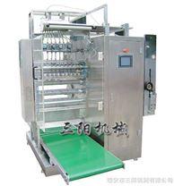 全自动多列液体包装机