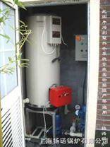 不锈钢燃油气热水锅炉