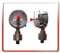 供應高壓電接點隔膜壓力表系列
