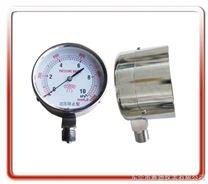 雅德仪表有限公司专业生产各式工业压力表75MM径向微压表、不锈钢膜盒表、膜盒压力表