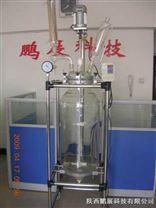 80L双层玻璃反应釜厂家