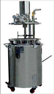 HTG-60-100真空搅拌桶
