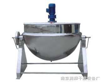 带搅拌电加热夹层锅