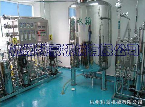 生物制药用水制备产品特点