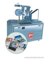 香烟盒透明膜三维包装机/品盒透明膜包装机