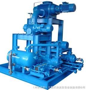 JZJLY型气冷罗茨泵液环真空机组
