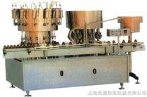 SG回轉式灌裝旋(軋)蓋機