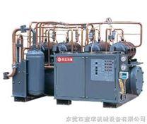 水冷式冷凍機|日立冷凍機 KX-401W