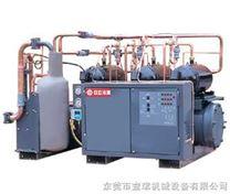 水冷式冷凍機|日立冷凍機 KX-301W