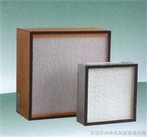 YGB系列亞高效有隔板空氣過濾器 YWGB-1系列亞高效無隔板空氣過濾器