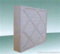 Z-WGB系列中效無隔板空氣過濾器