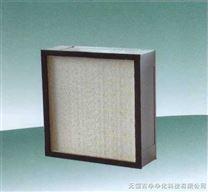 WGB-1系列無隔板高效空氣過濾器