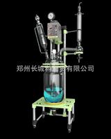 GR-10高硼硅双层玻璃反应釜