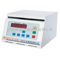 湘仪TG16-W微量台式高速离心机报价