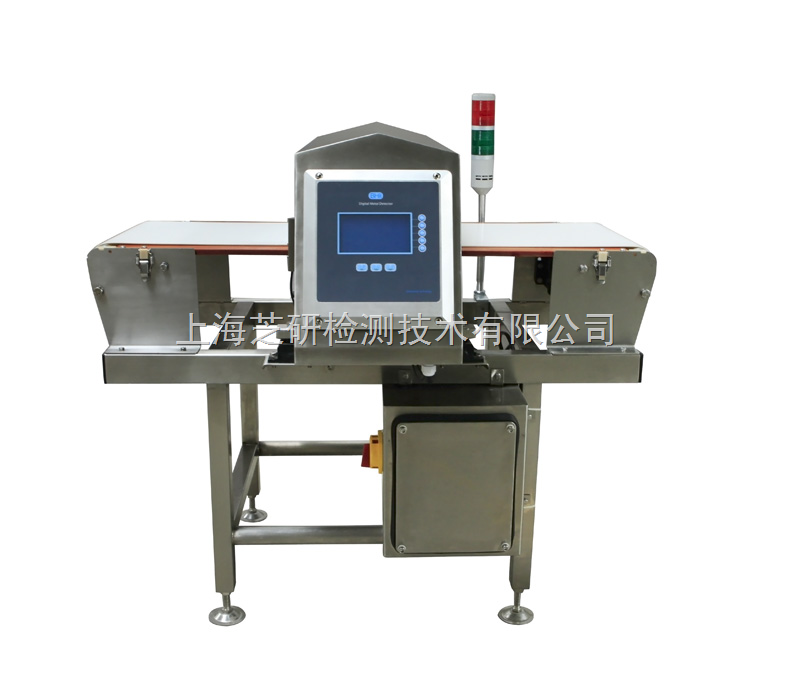 Pulso输送带式金属检测机