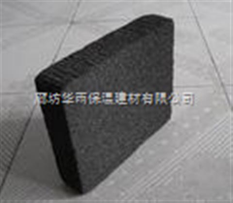 泡沫玻璃厂家杭州外墙防火防腐泡沫玻璃保温板