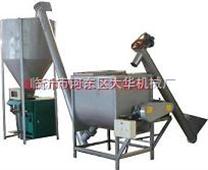 长春自动化灌装干粉搅拌生产线