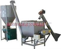沈陽自動灌裝干粉攪拌生產線