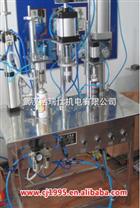 半自动气雾剂灌装机