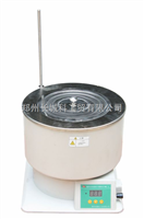HWCL-5集热式恒温磁力搅拌浴大学