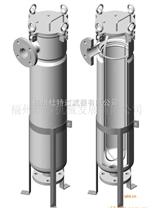 不锈钢袋式过滤器主要技术参数
