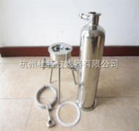 不銹鋼液體過濾器參數